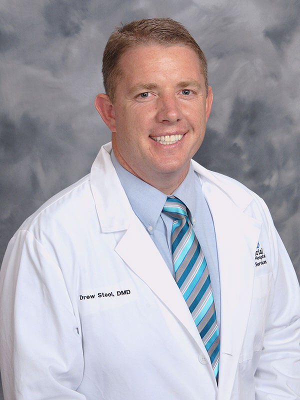 Dr. Drew Steel - Albuquerque Oral Surgeon