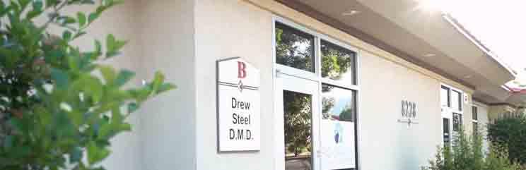 exterior entrance door to Rio Grande Oral Surgery